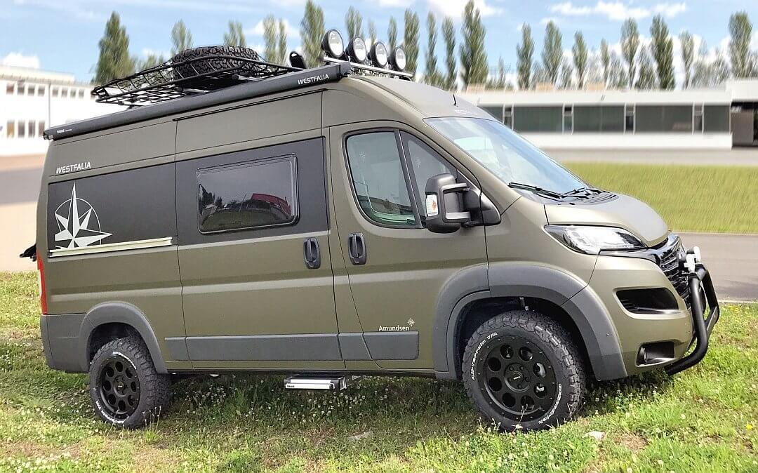 Fiat Wohnmobil on