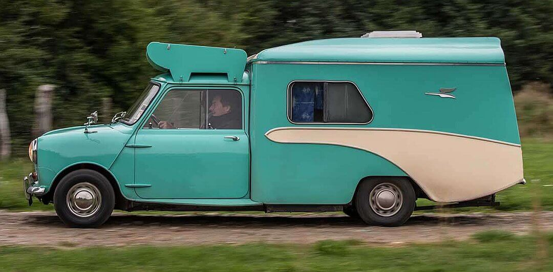 1965 Mini Wildgoose Campervan