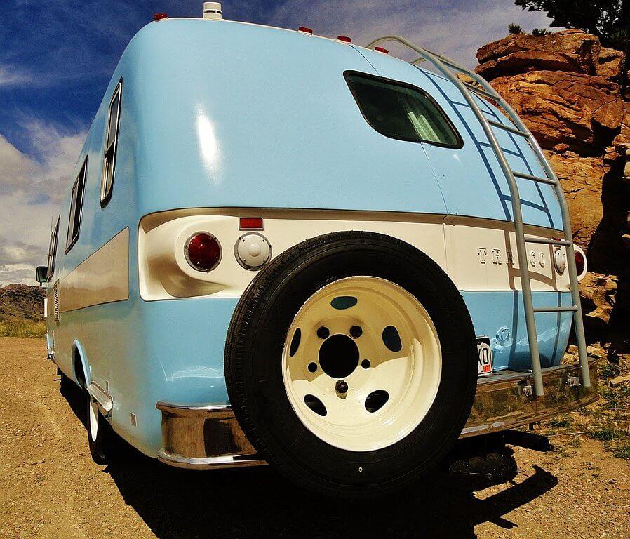 1975 Travco Motorhome Dodge