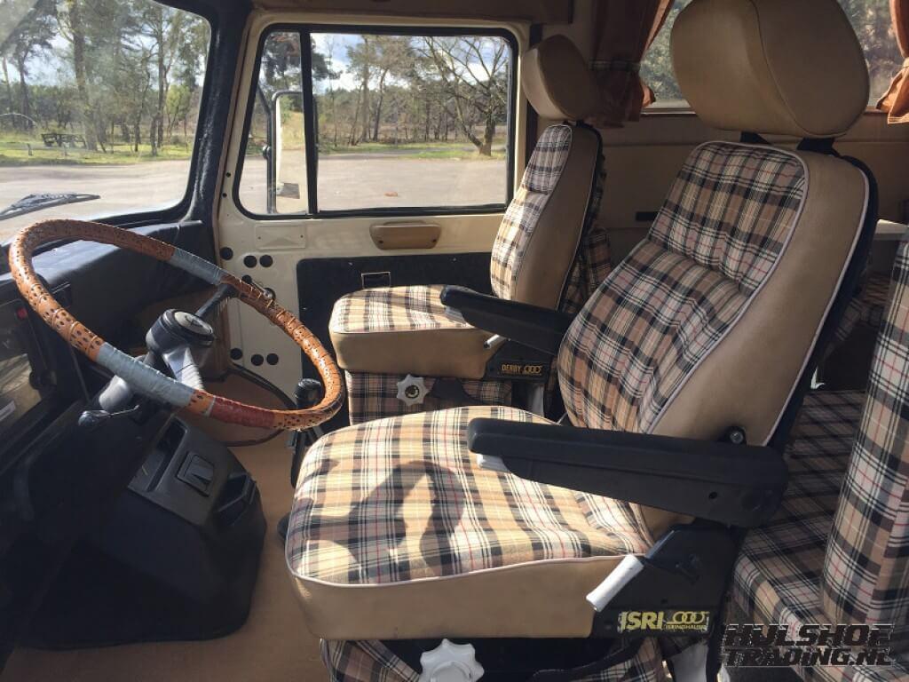 1976 Opel Bedford Blitz Camping Car
