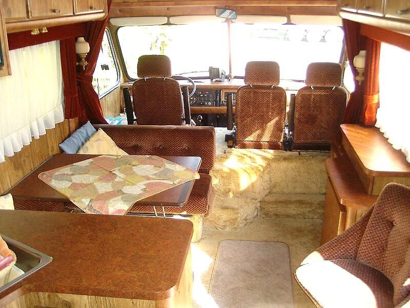 1981 Hymer Mobil 900 Mercedes Benz 813 LP