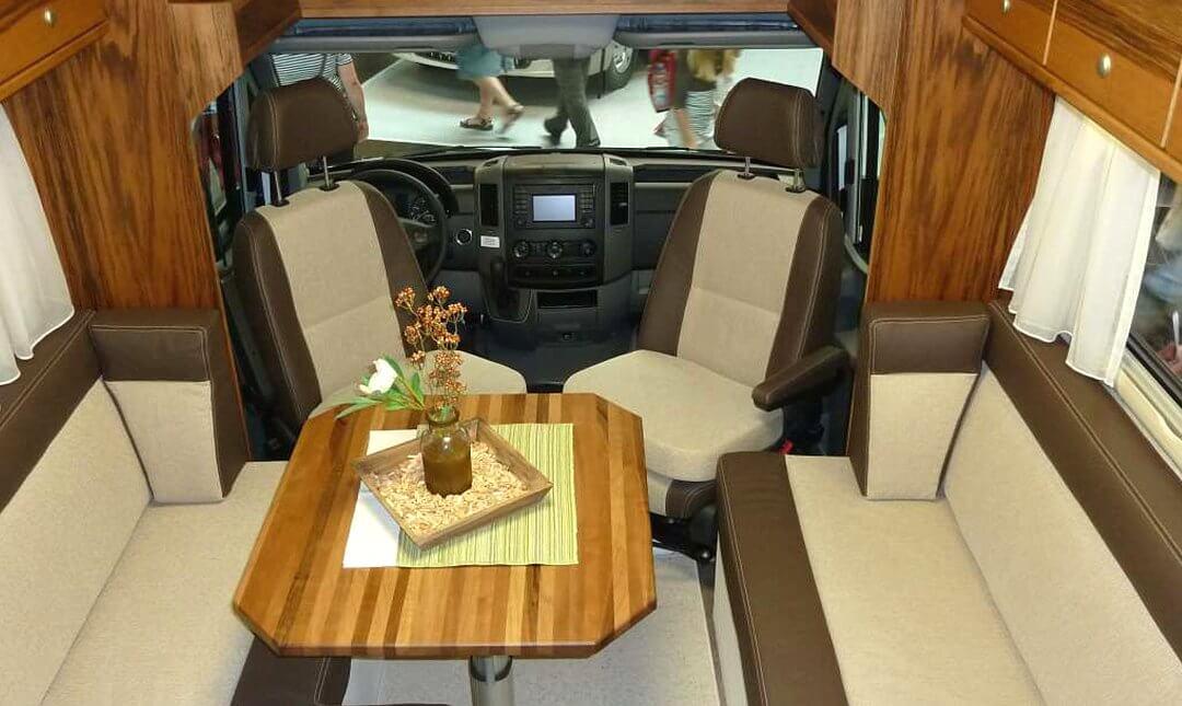 2015 Dopfer Individual 582 TI Mercedes Benz Sprinter 319 CDI
