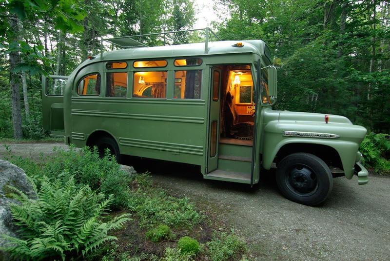1959 Chevrolet Viking Short Bus Motorhome