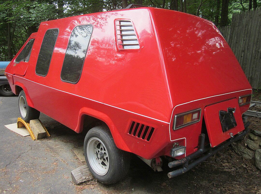 1971 Phoenix II VW Transporter Custom Camper Van Conversion