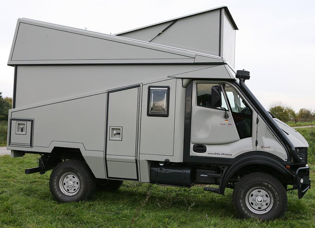 2010 Off-Road-Schmiede Bremach T-Rex 35S
