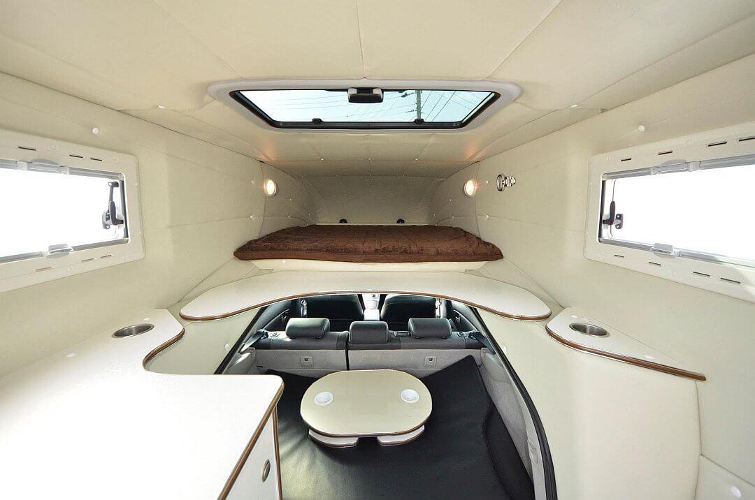 2013 Relax Cabin Toyota Prius