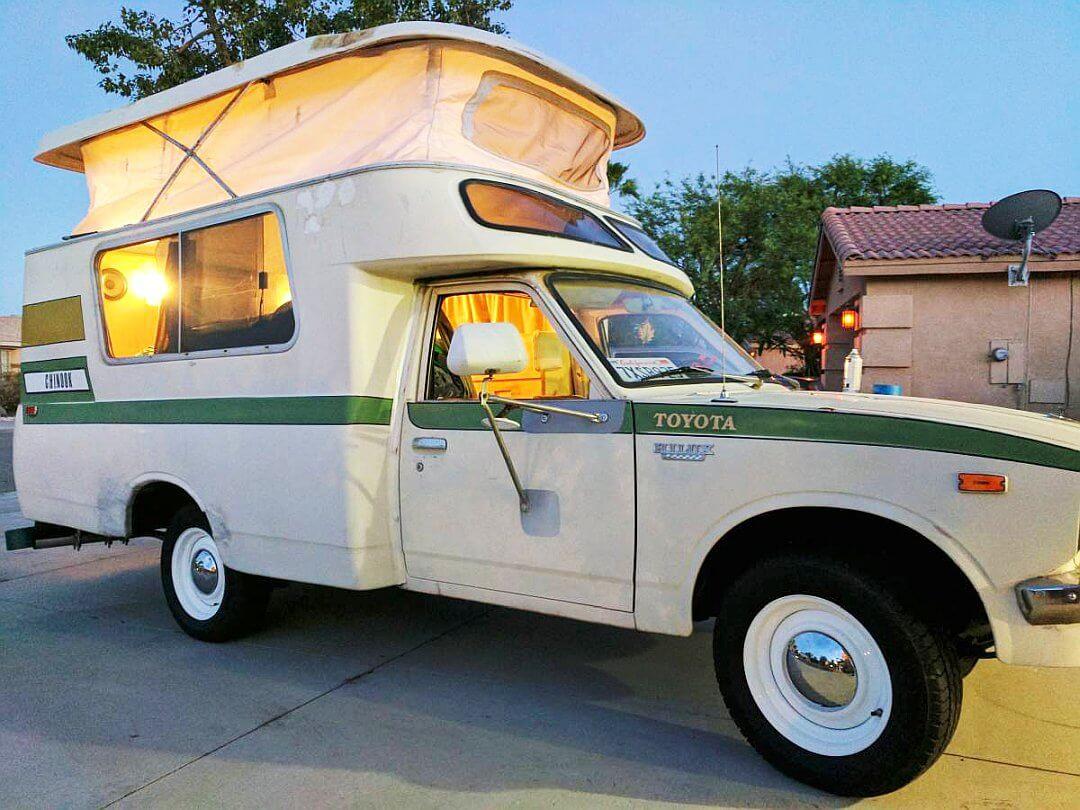 Chinook Truck Camper