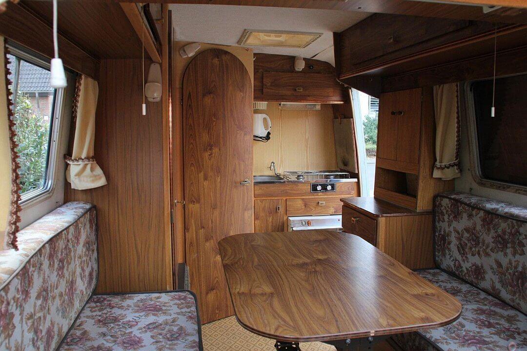 1981 Peugeot J9 Comfort Camper