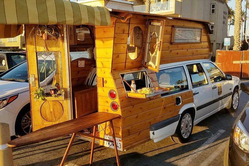 1997 Volvo Tiny House