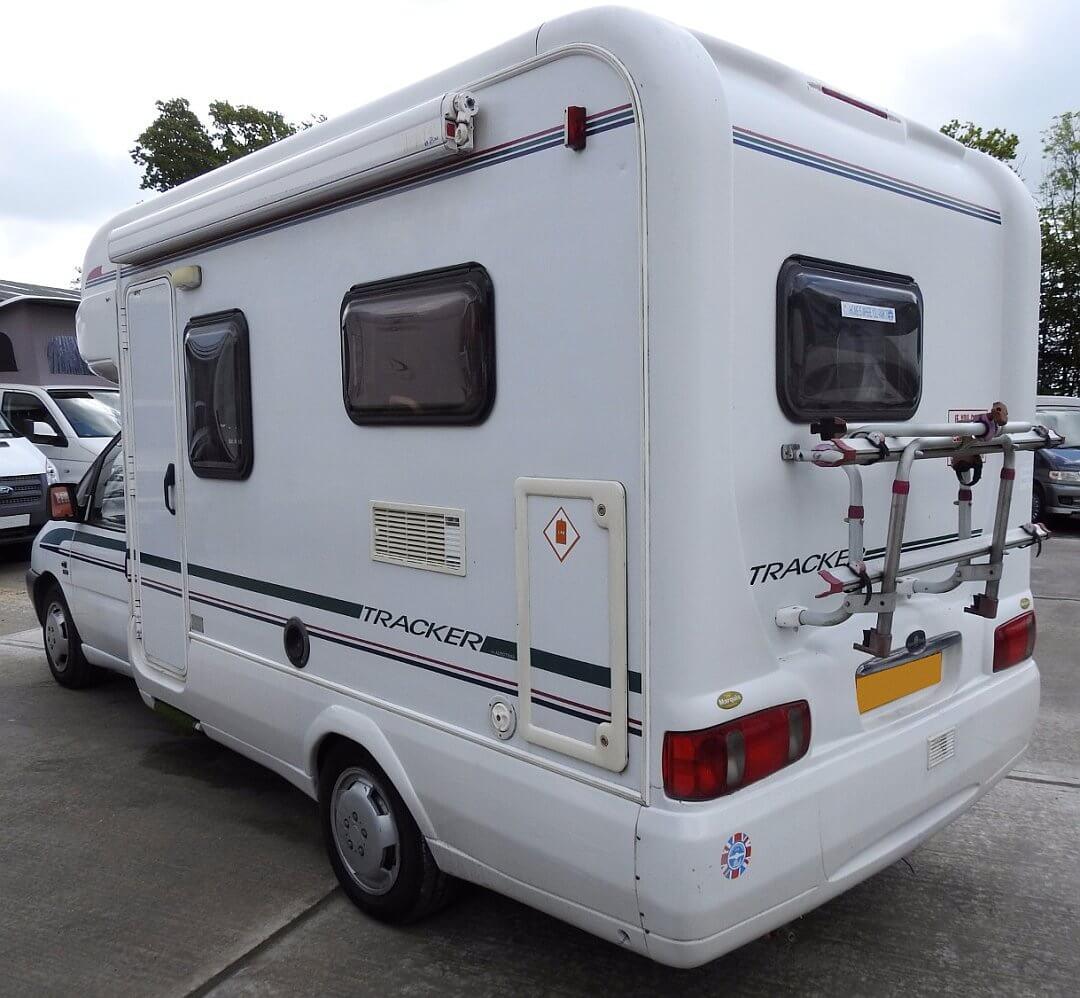 1999 Fiat Scudo Camper