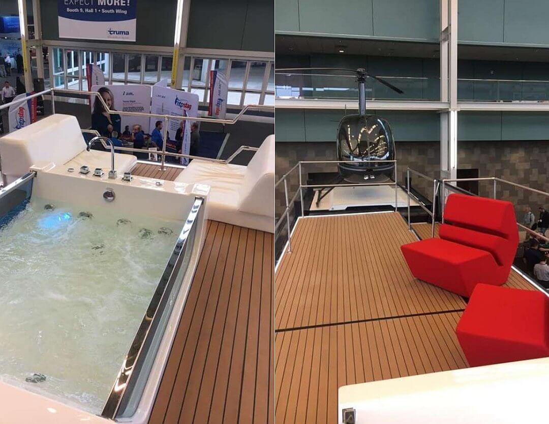 2017 Furrion Elysium Luxury Concept RV
