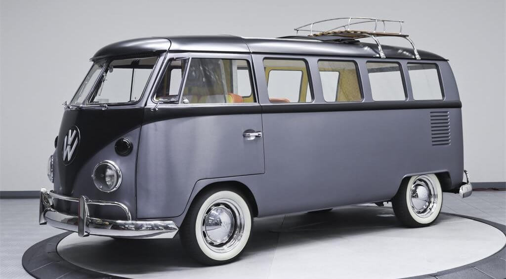 1967 Back To The Future VW T1 Bus with Gullwing Doors