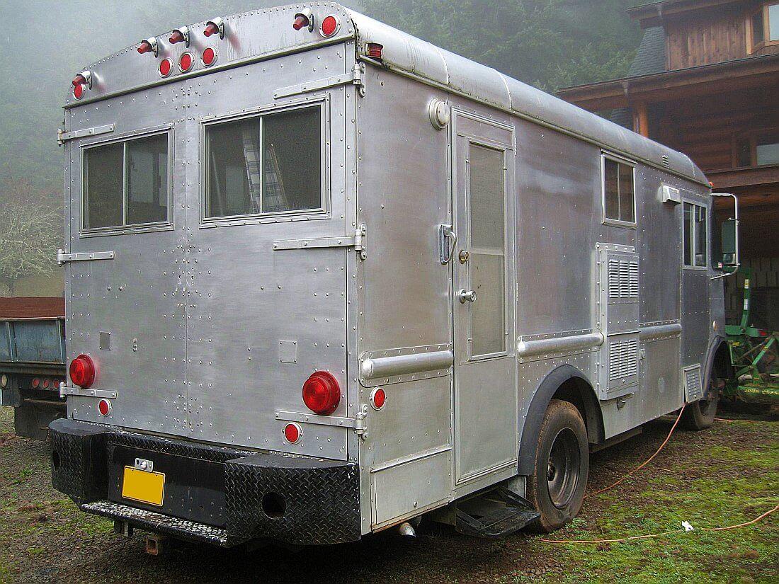 1957 Olson Grumman Kurbside Camper