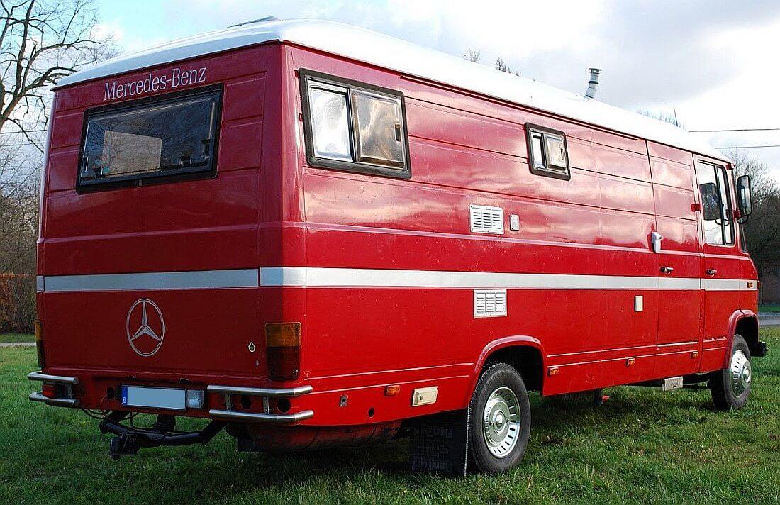 1980 Mercedes Benz L508DG