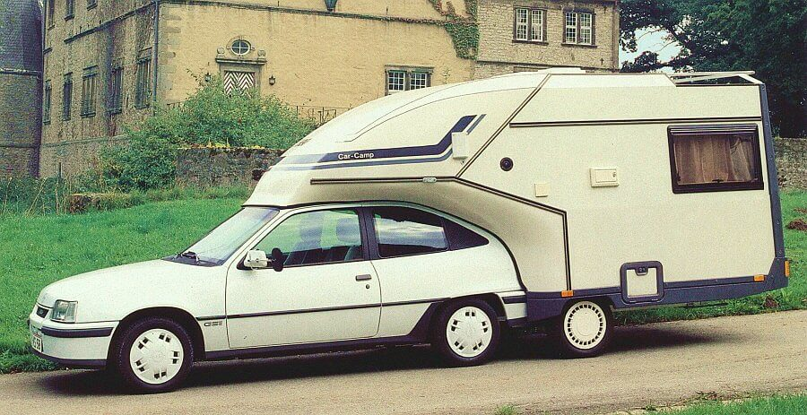 Camping Car Bedford