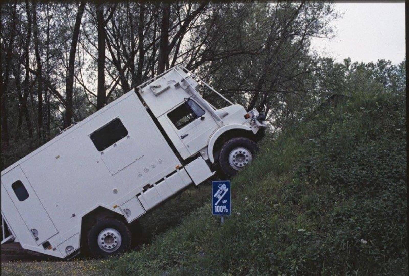1992 Unicat UM 12-FH-AS Unimog