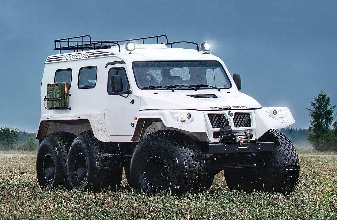 2017 Trecol ATV Mod. 39294