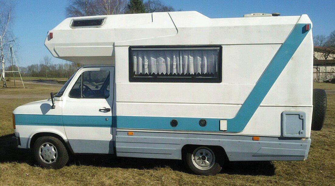 1982 Ford Transit Wohnmobil