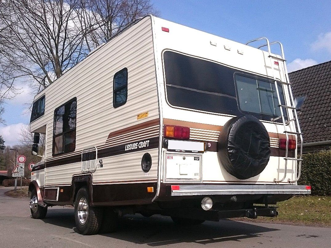 1988 Travelcraft Leisure Craft Ford Econoline